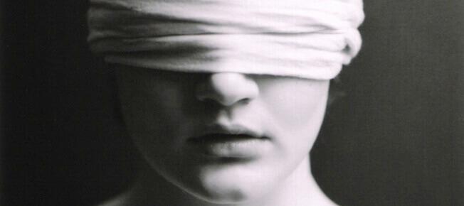 نقاط کور و تصاویر خودساخته ذهن