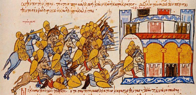 مسئله فرماندهان بیزانسی